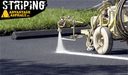 Asphalt Striping