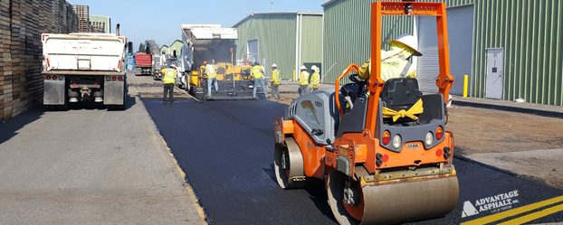Commercial Asphalt Repair