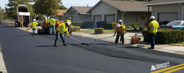 Residential Asphalt Repair