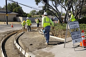 concrete repair in sacramento