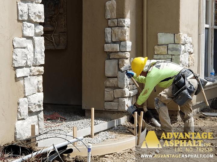 new concrete installation sacramento