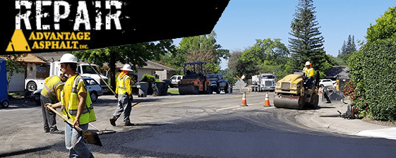 asphalt repair and restoration sacramento