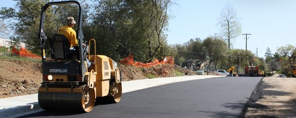 what is a paving contractor